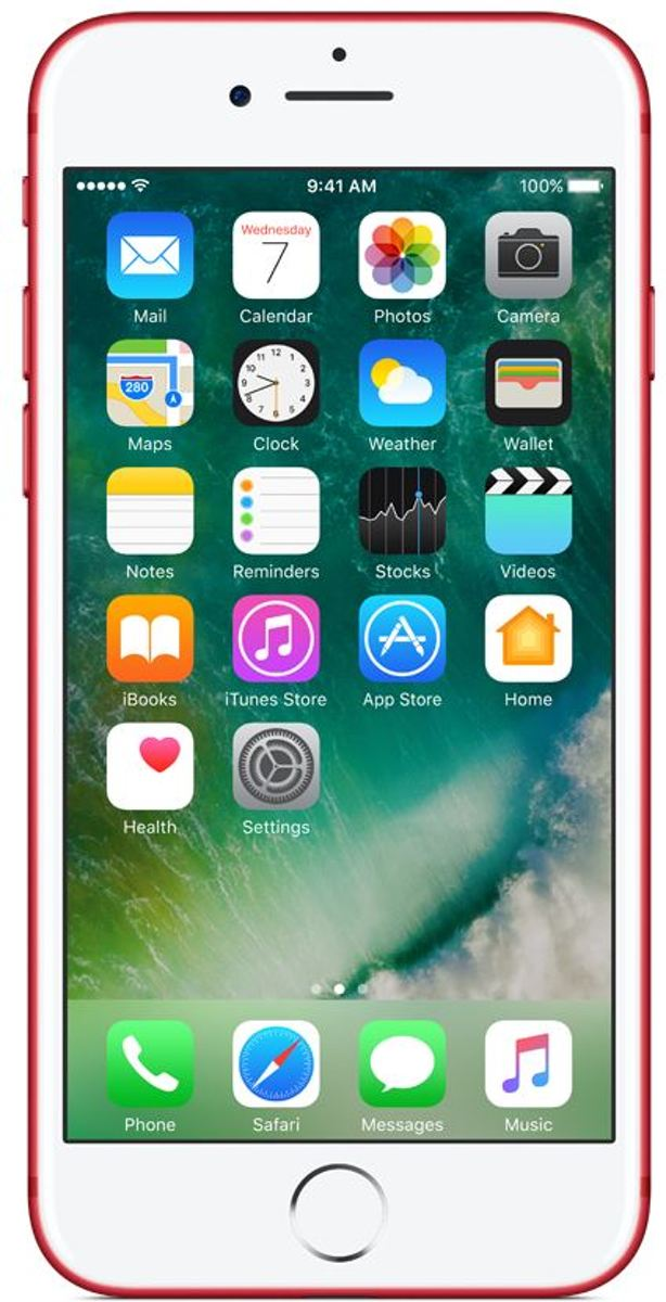 Apple iPhone 7 Special Edition - 128 GB - (Product) Red kopen