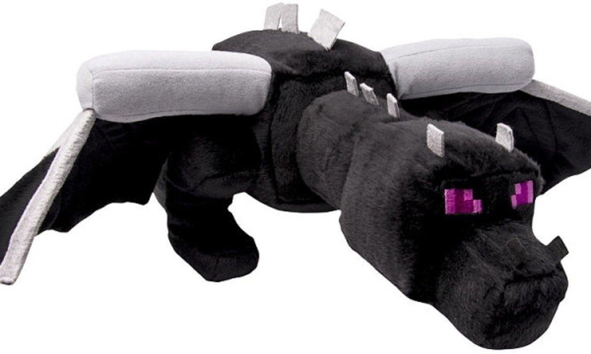 Minecraft Pluche Knuffel - Ender Dragon 60cm