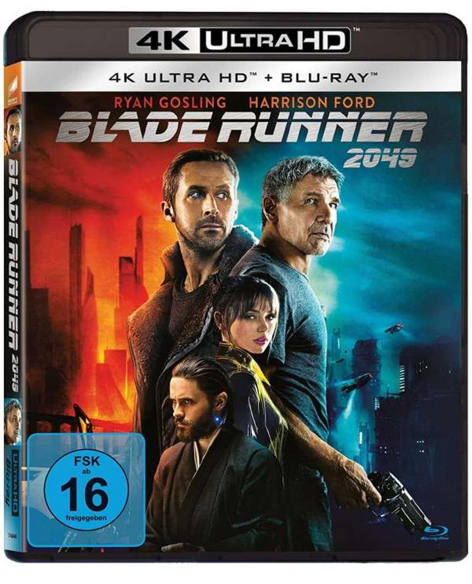 Blade Runner 2049 (Ultra HD Blu-ray & Blu-ray)-
