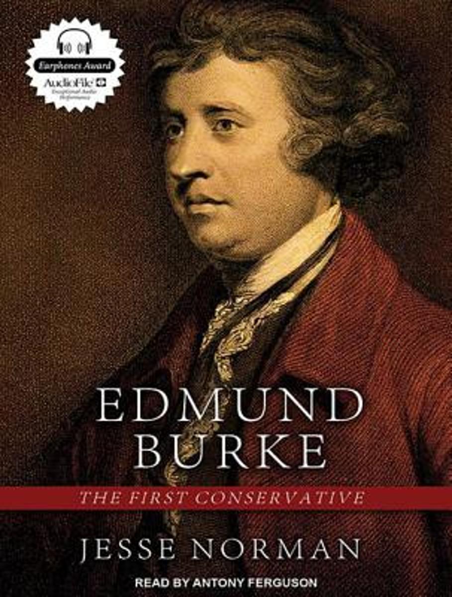 bol com | Edmund Burke (Library Edition), Jesse Norman