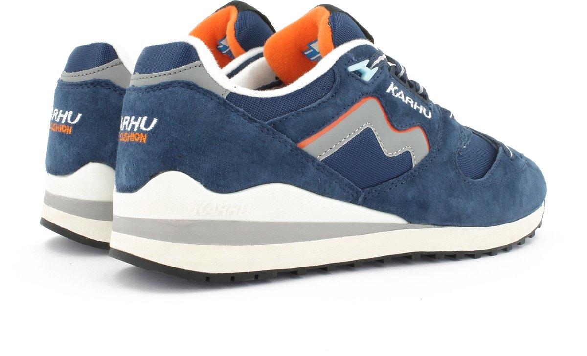 bb0a84add62 bol.com   Karhu Synchron Classic F802514 - Sneakers - Unisex - Blauw - Maat  36