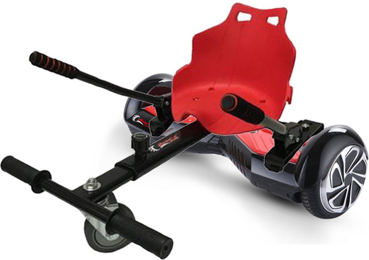Oxboard Met Stoel : Bol.com hoverkart hoverseat voor hoverboard zwart met rood