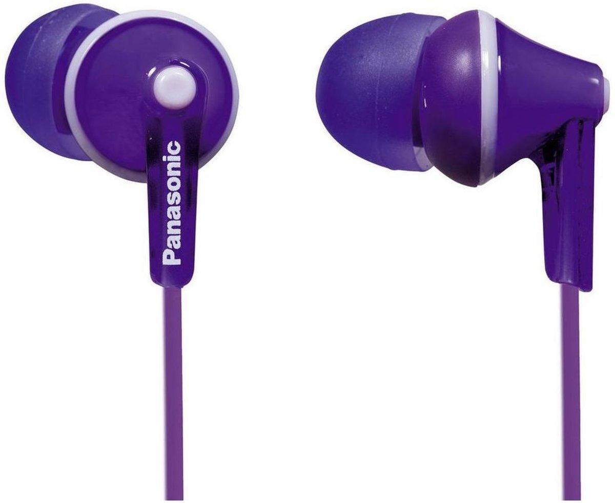 Panasonic RP-HJE 125 E-V- Violet kopen