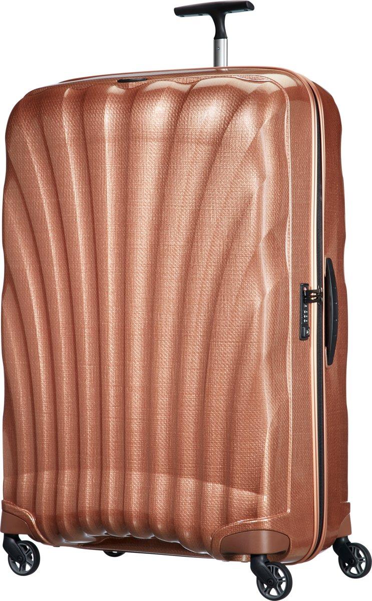 Samsonite reiskoffer - COSMOLITE SPINNER 86/33 FL2 (Heel groot) Koperkleurig kopen