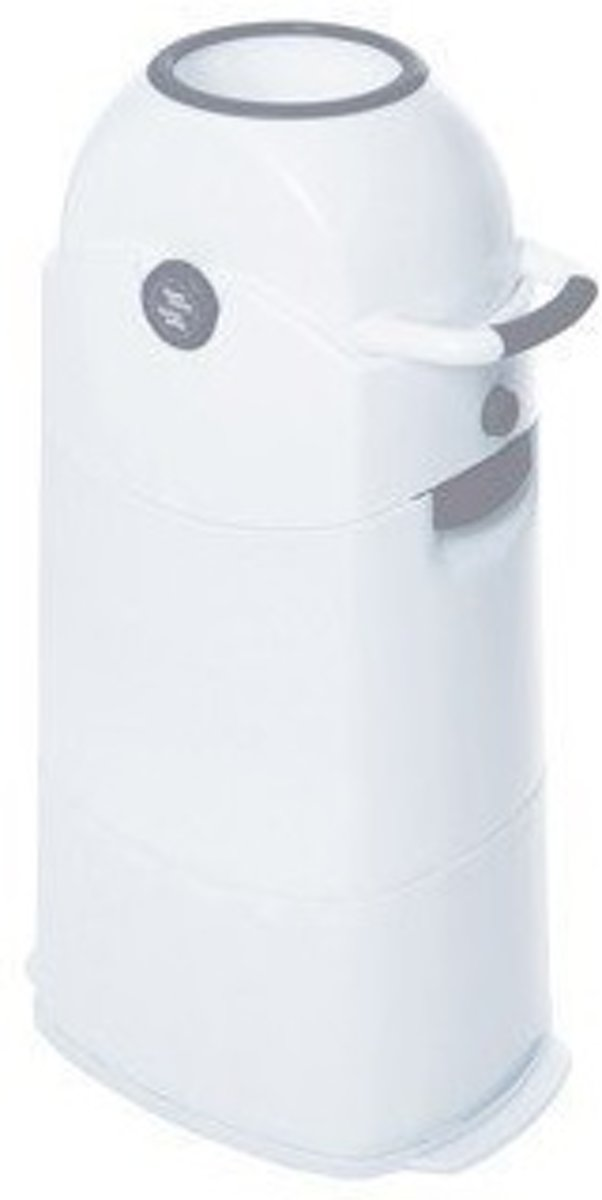 Diaperchamp medium - Luieremmer - Zilver kopen