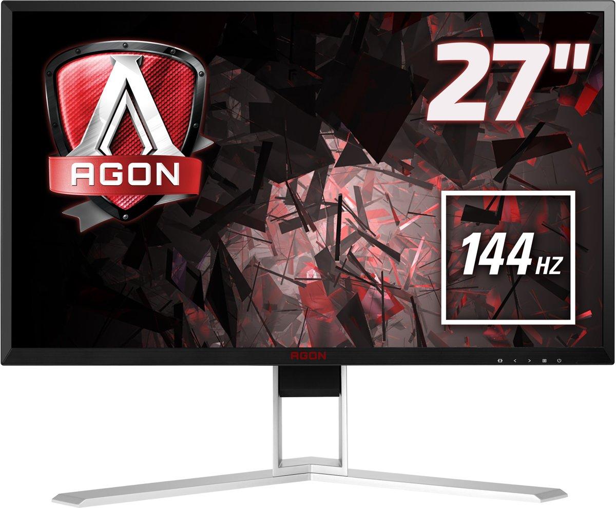 AOC AGON AG271QX - WQHD Gaming Monitor (144 Hz)