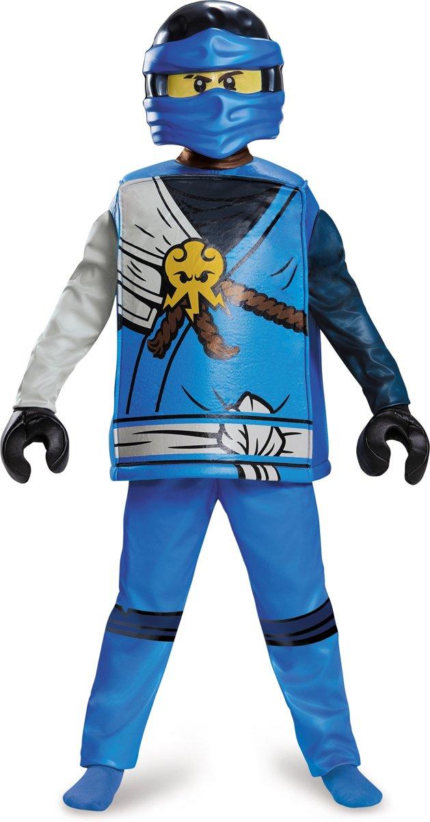 Fonkelnieuw LEGO NINJAGO Jay deluxe kostuum voor kinderen - Verkleedkleding NQ-14