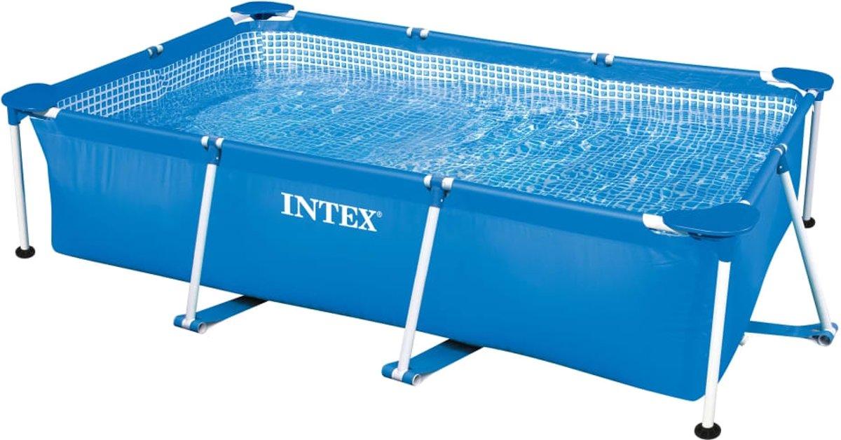 Intex Zwembad Rectangular Frame 260x160x65 cm 28271NP