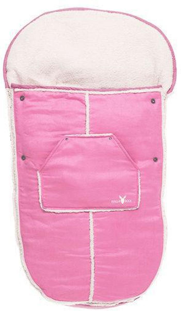 Wallaboo voetenzak nore sweet pink kopen