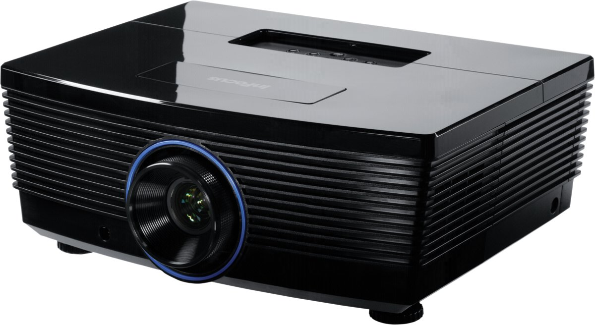 Infocus IN5312A - DLP beamer/projector - XGA - 6000 ANSI-lumen - Zwart