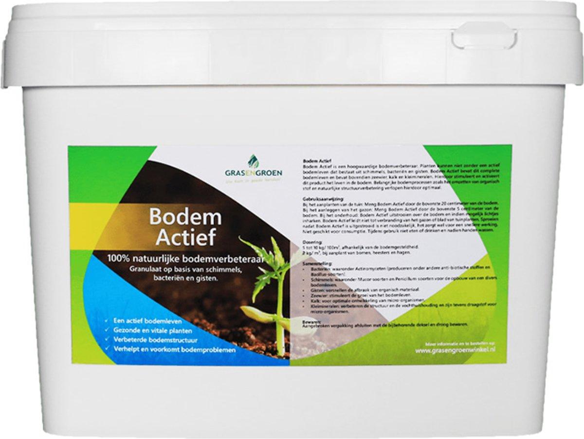 Bodem activator 7 kg voor 150-300 m² - Bodem Actief - Ent bodemleven