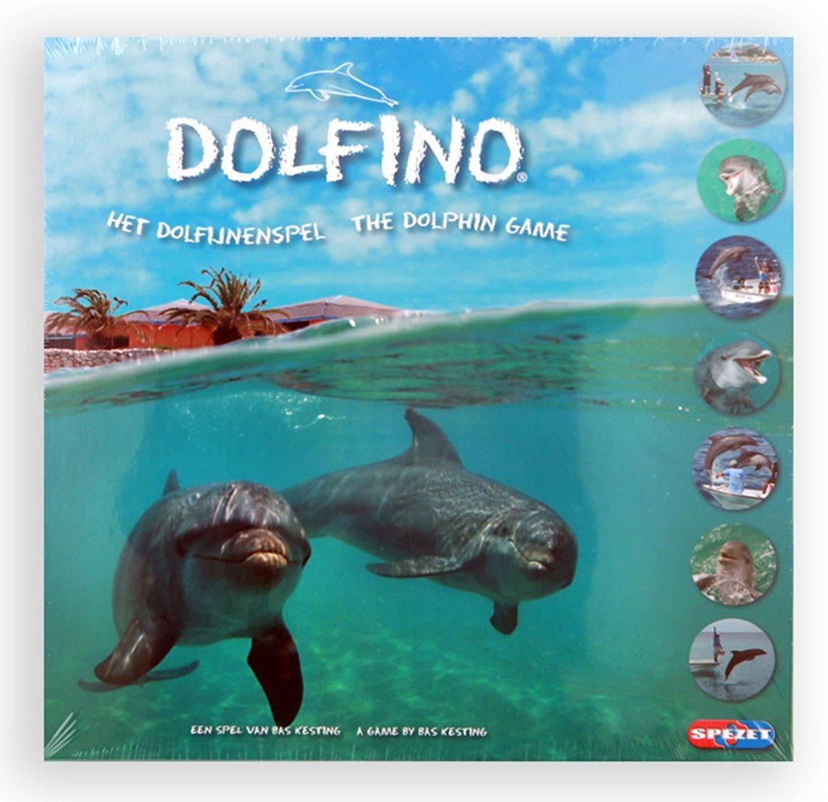 Dolfino - Leer alles over dolfijnen in een spannend spel!