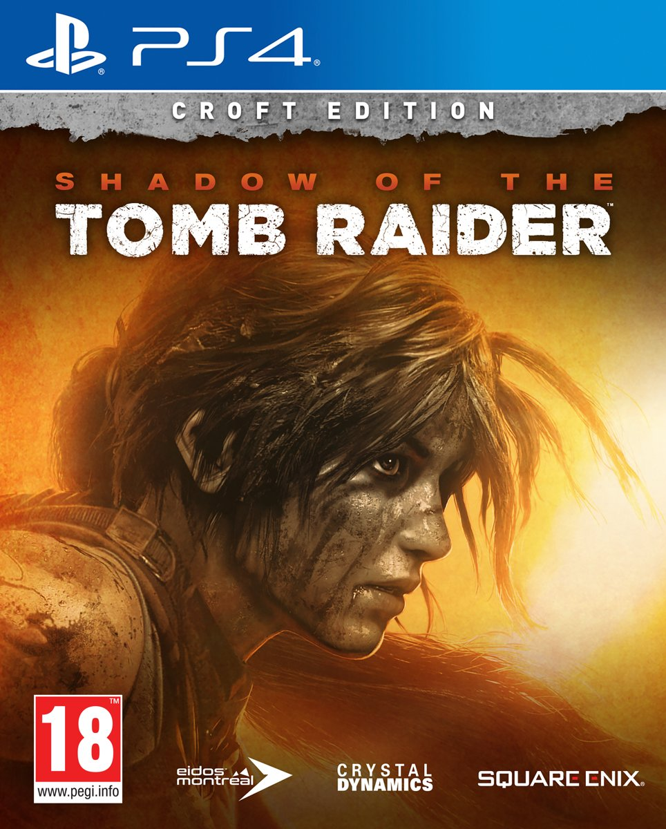 Shadow Of The Tomb Raider - Croft Edition PlayStation 4