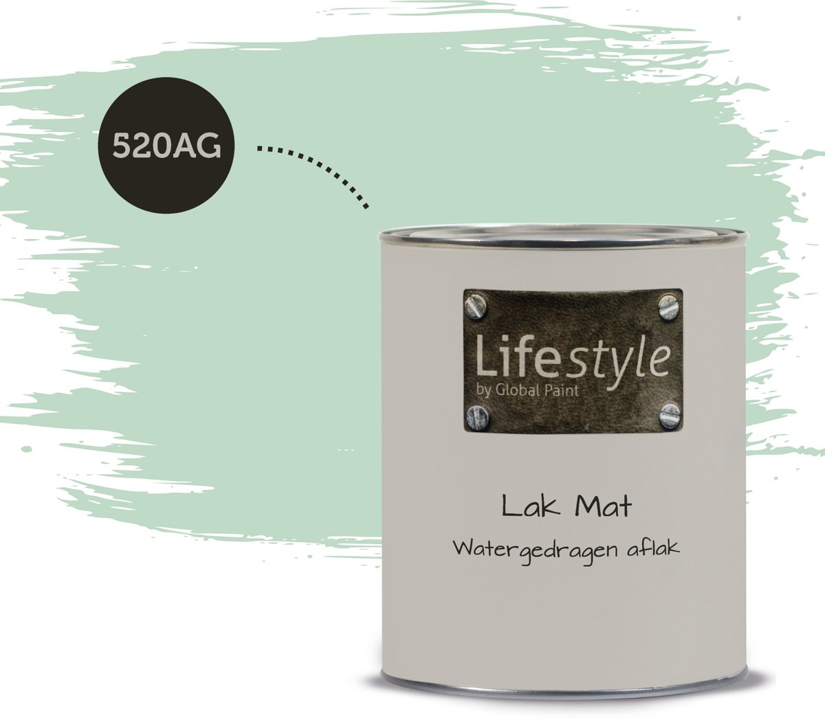 Lifestyle Lak Mat | 520AG | 1 liter