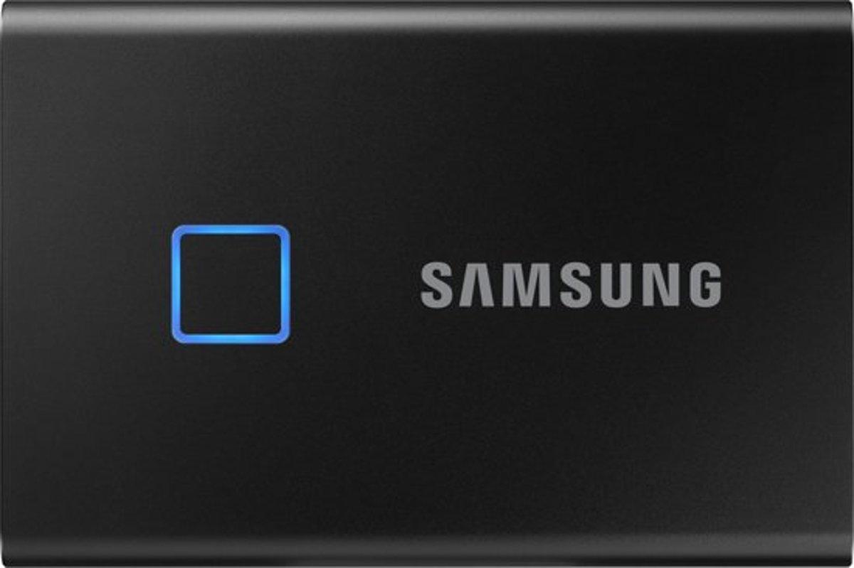 Samsung Portable SSD T7 Touch - 1TB - Zwart kopen
