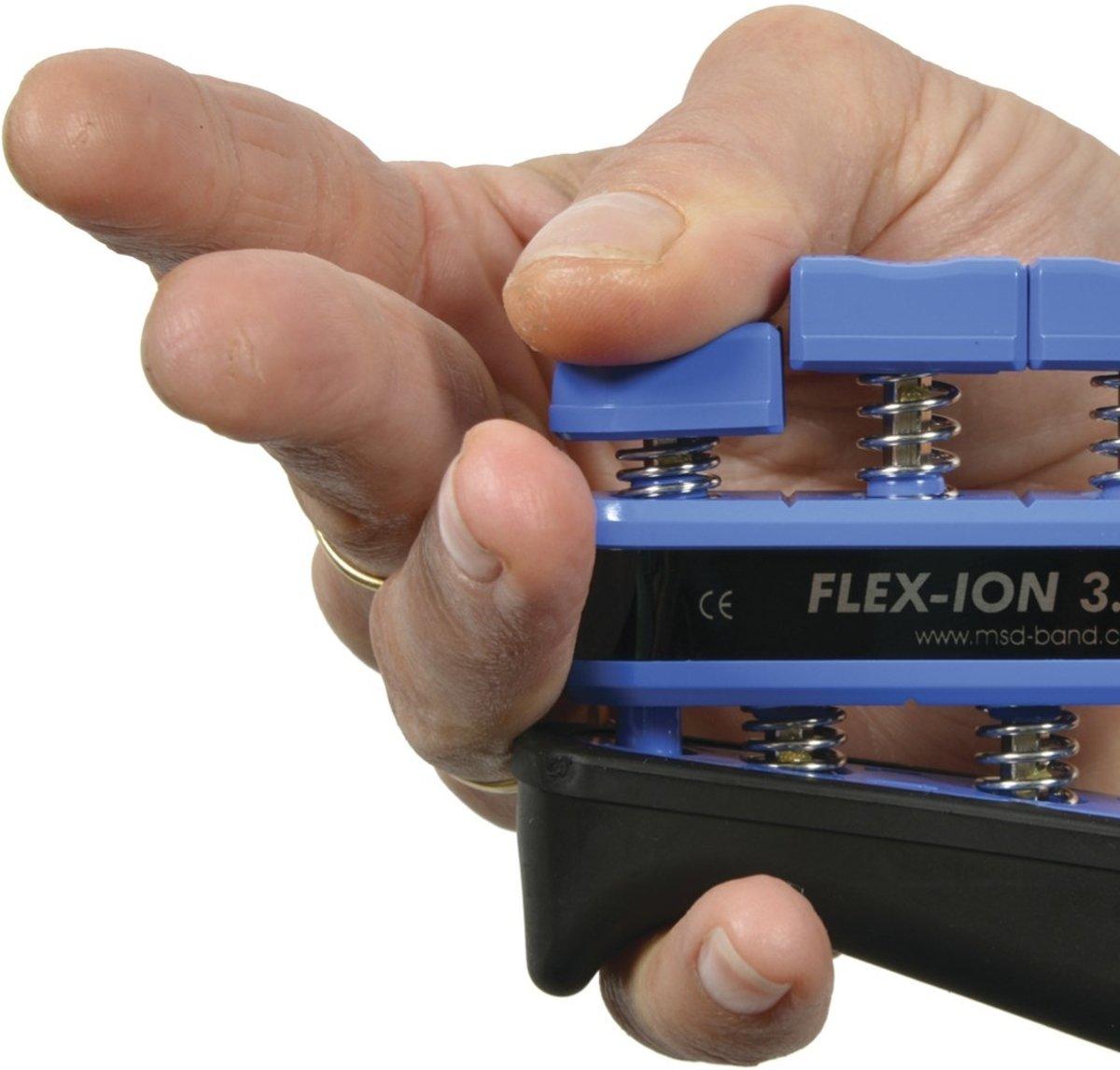 Vingertrainer Flex-ion blauw 3,2 kg / 10,4 kg kopen