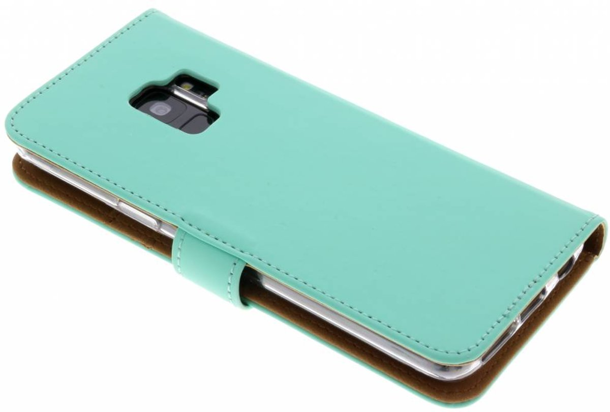 Menthe Livre Luxe Vert Étui Tpu Pour Samsung Galaxy S9 RSwCg