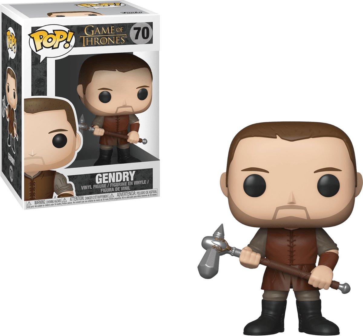 Pop Game of Thrones Gendry Vinyl Figure kopen