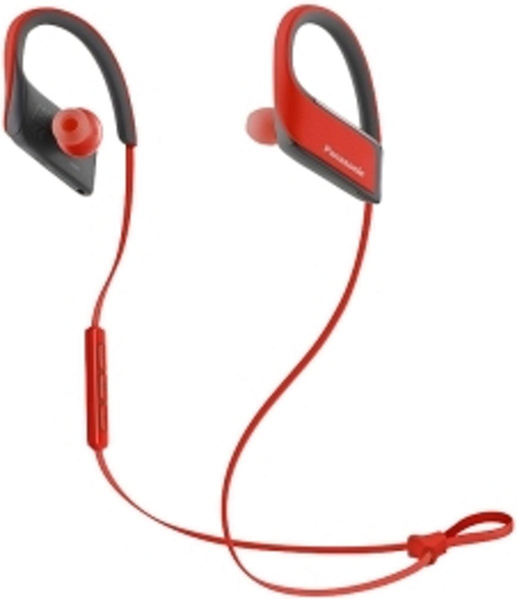 Panasonic RP-BTS30E-R oorhaak Stereofonisch Draadloos Rood mobiele hoofdtelefoon kopen