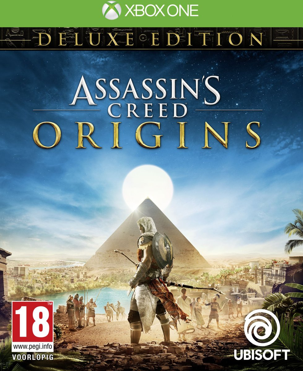 Assassin's Creed: Origins - Deluxe Edition Xbox One