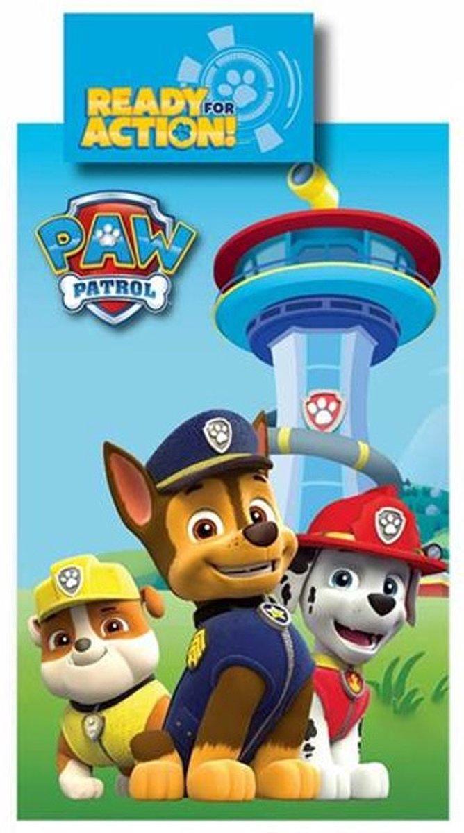 PAW Patrol Pups - éénpersoons - Dekbedovertrek - 140x200 - Multi kopen