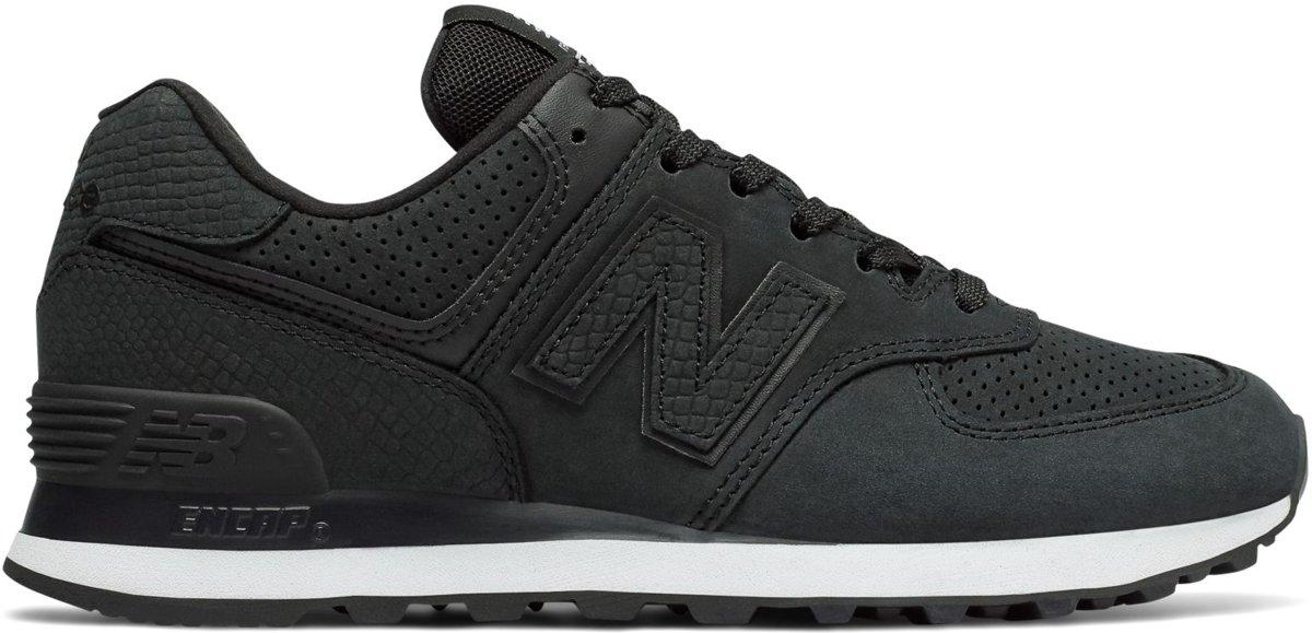 New Balance - Dames Sneakers WL574URU - Zwart - Maat 36 1/2