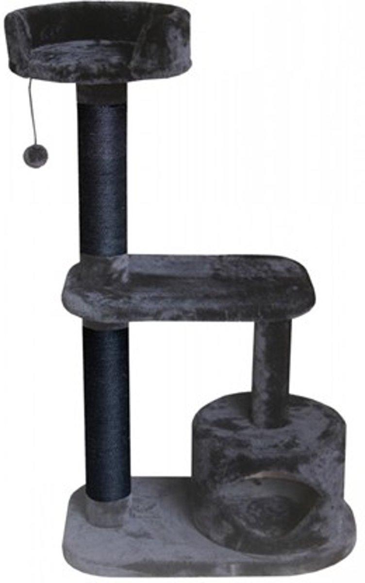 Ebi Krabpaal Trend Adelaide - 70X40X130 cm - Zwart