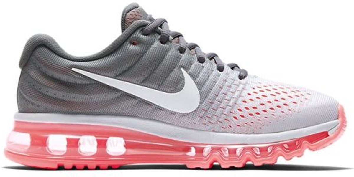 wholesale dealer 58511 ee5cc bol.com  Nike Air Max 2017 - Dames - GrijsWitRoze - Maat 39