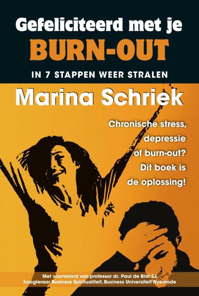 gefeliciteerd met je burnout ebook bol.| Gefeliciteerd met je burn out | 9789079872541 | Marina  gefeliciteerd met je burnout ebook