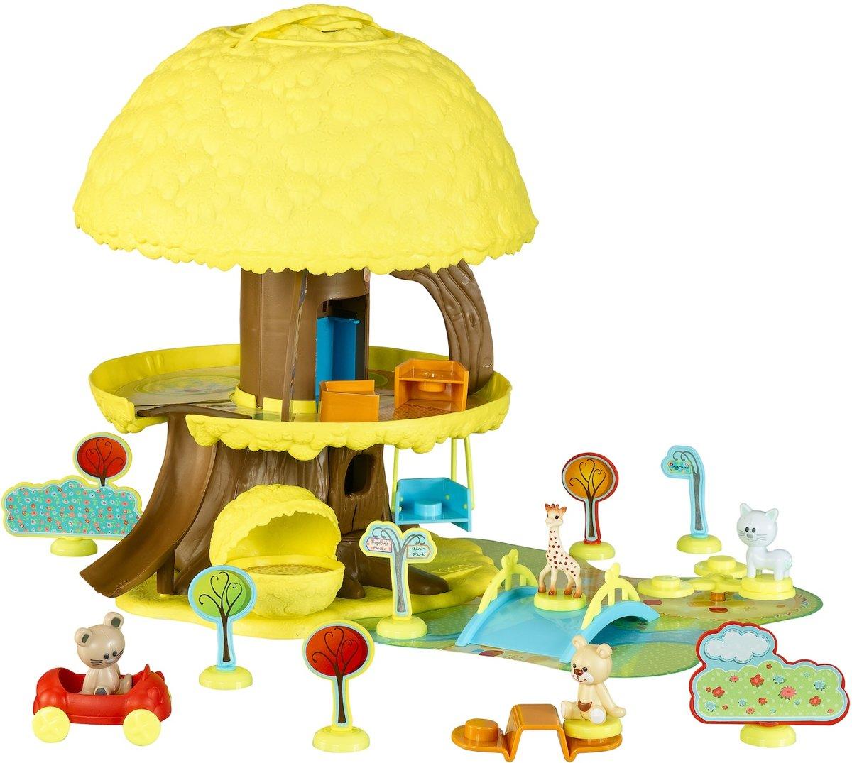 Speelboom van Sophie de Giraf