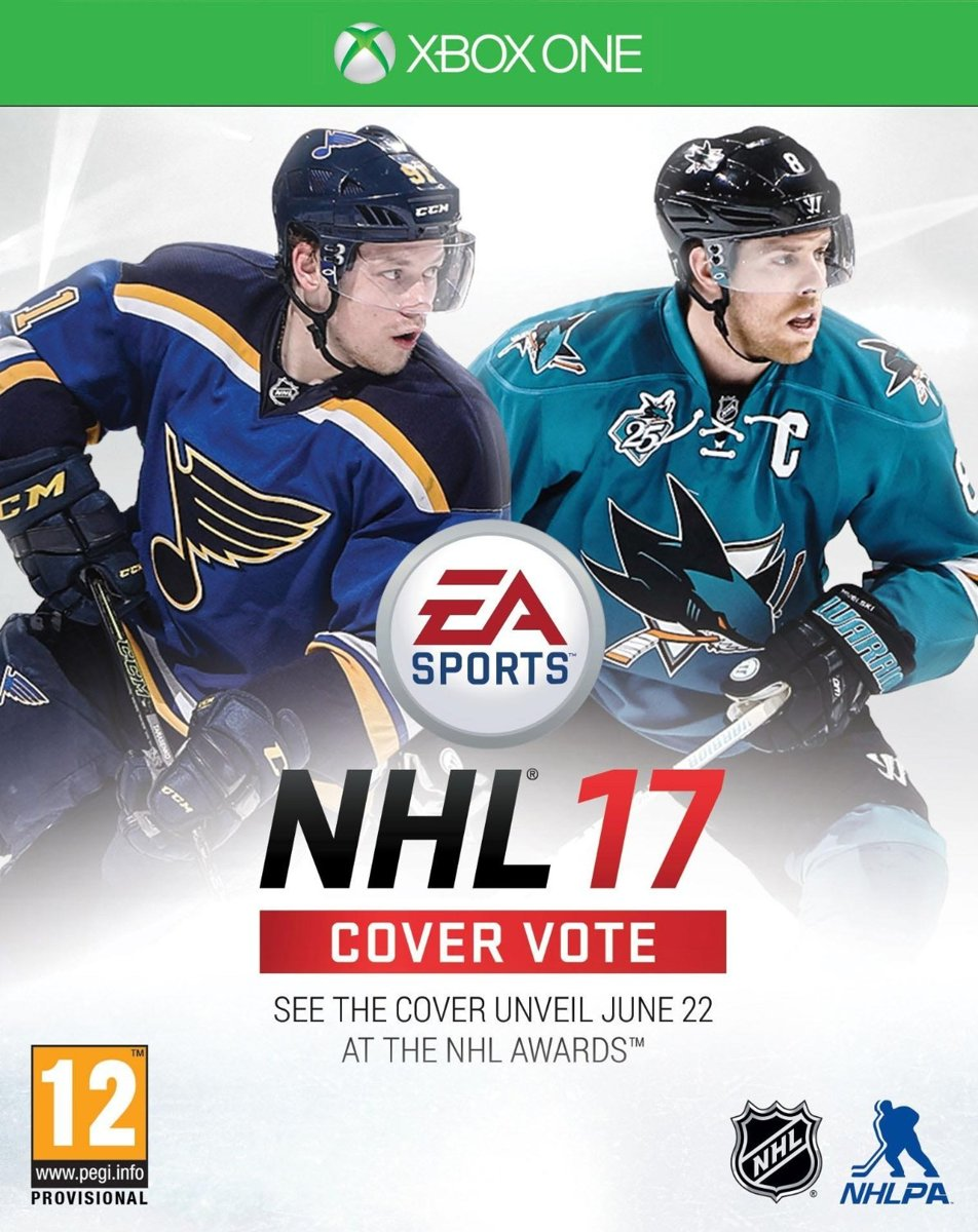 NHL 17 - Xbox One voor €14,55