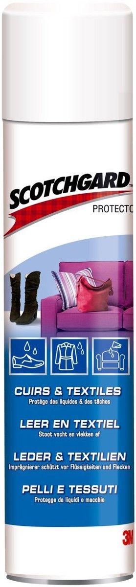 Scotchgard Leer Textiel Spray kopen