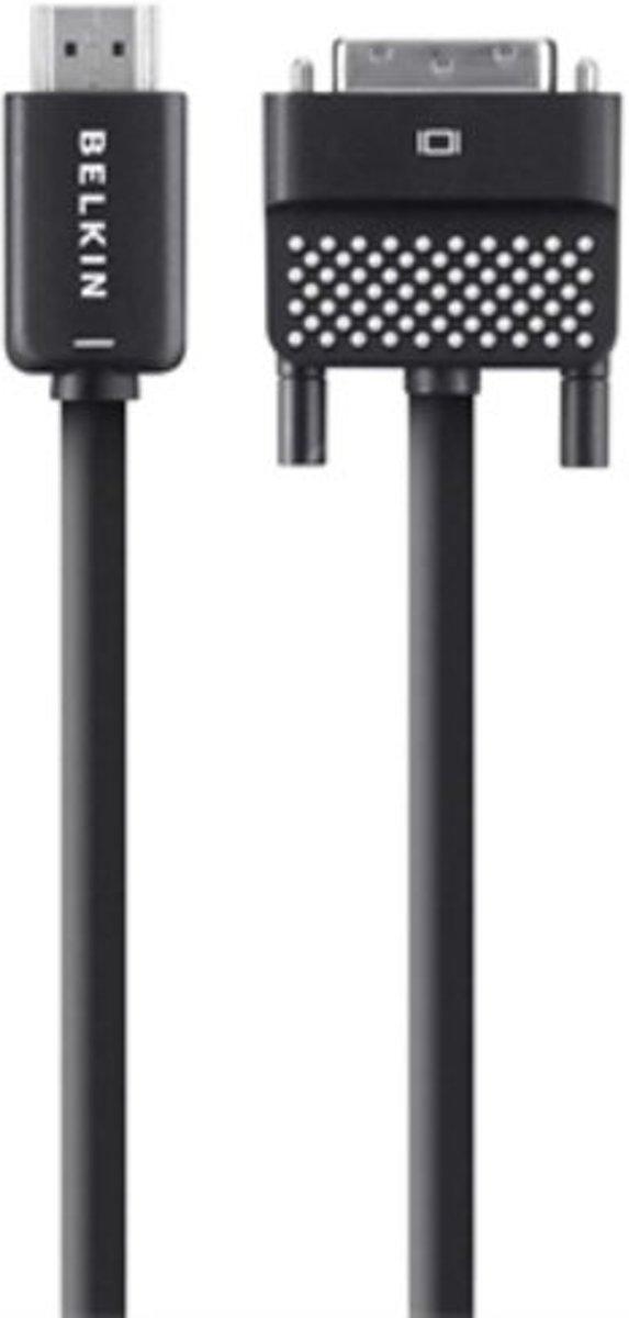 HDMI to DVI Video Cable - 4m kopen