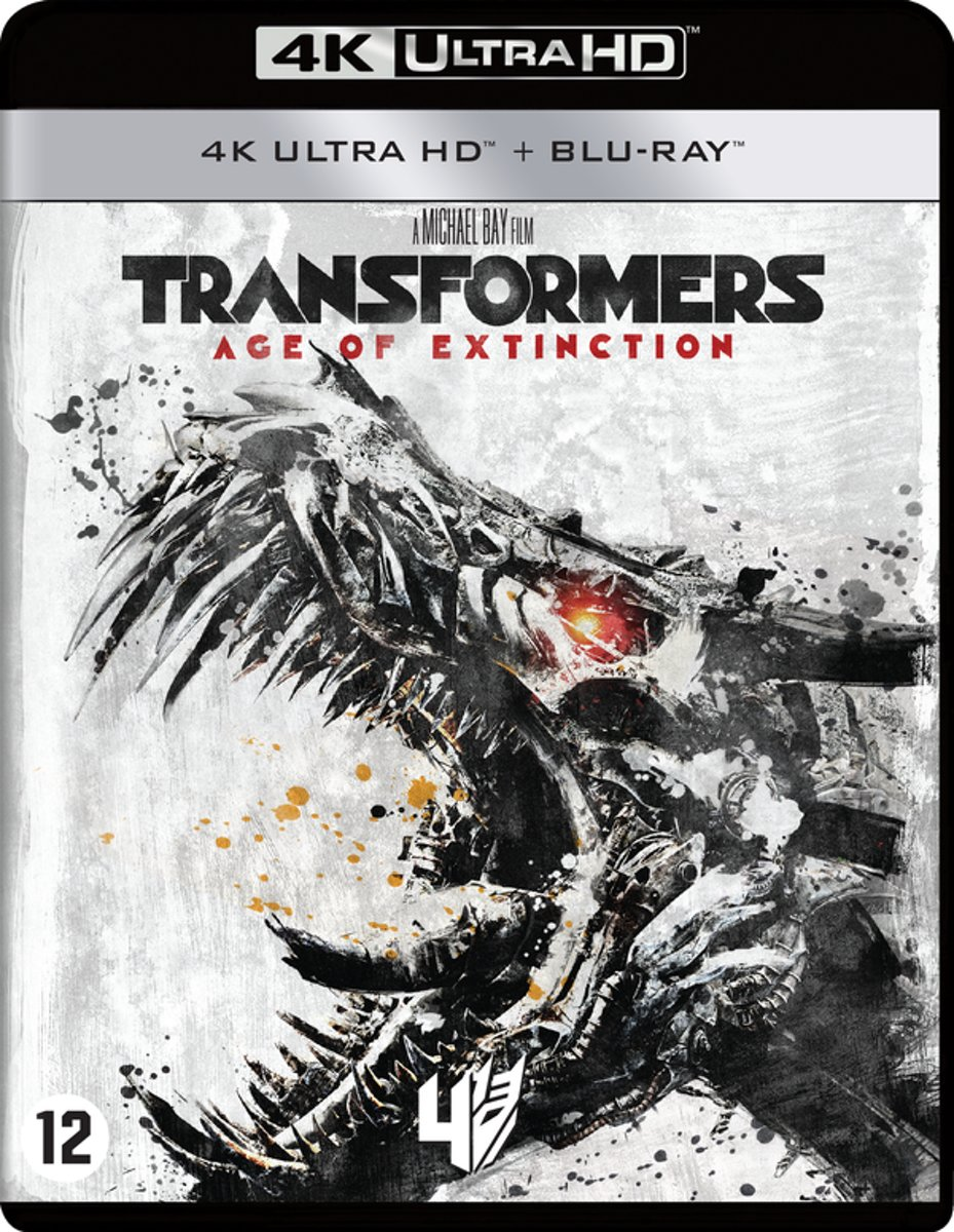 Transformers 4: Age of Extinction (4K Ultra HD Blu-ray)-