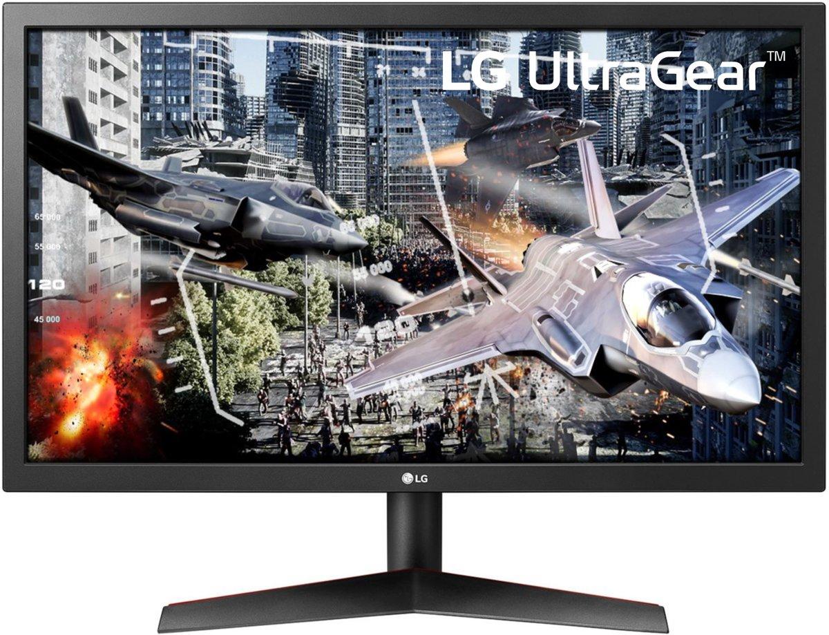 LG 24GL600F - Gaming Monitor (144 Hz) kopen