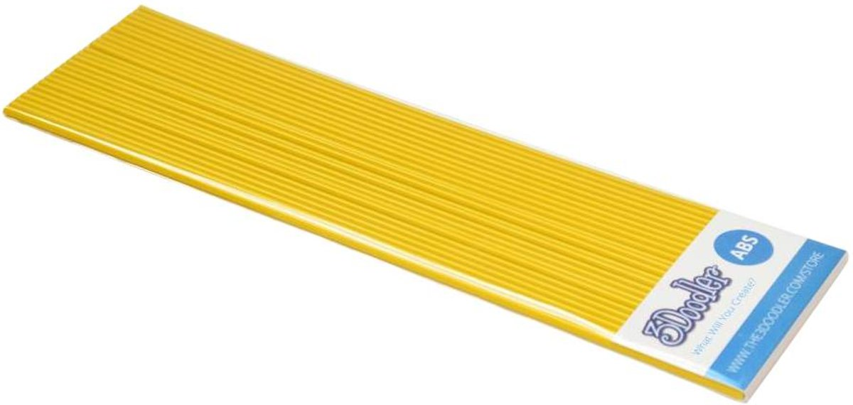 3Doodler Sunnyside Yellow Pack ABS