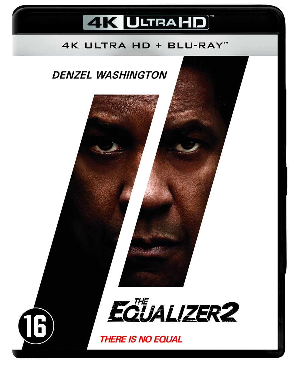 The Equalizer 2 (4K UHD Blu-ray)-