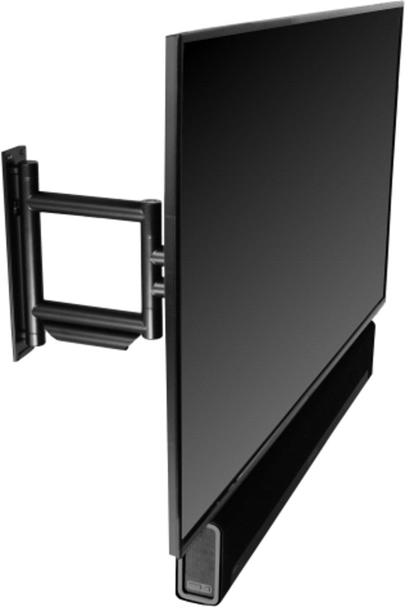 Cavus WMVPBF Premium muurbeugel voor Sonos Playbar Soundbar & TV 37-65 Inch max 40kg - Full motion VESA TV ophangbeugel kopen