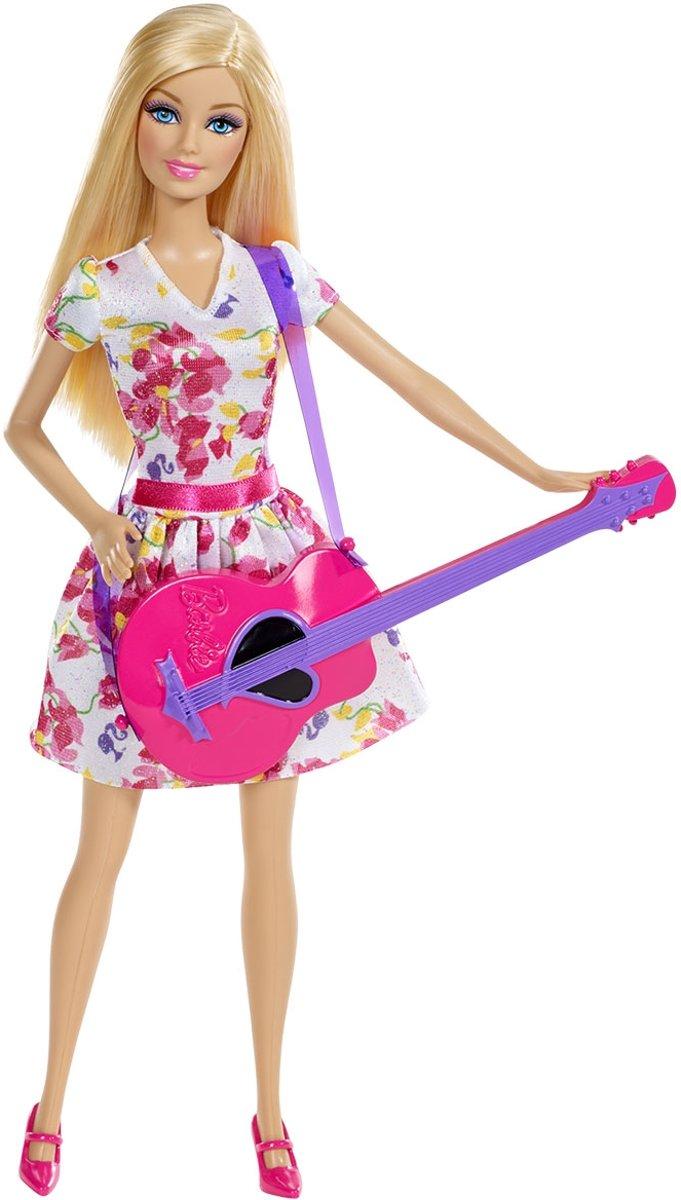 Barbie - Career Dolls - Singer (discontinued) /Toys