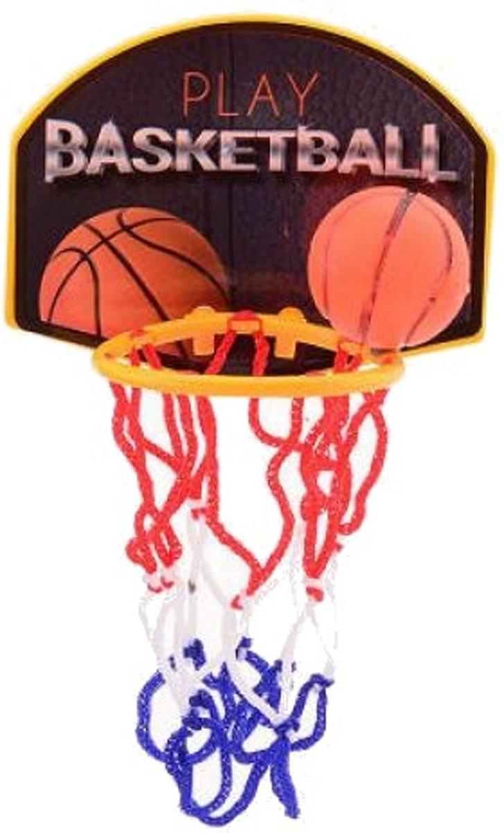 Johntoy Mini-basketbalspel Met Basketbal In Doos kopen