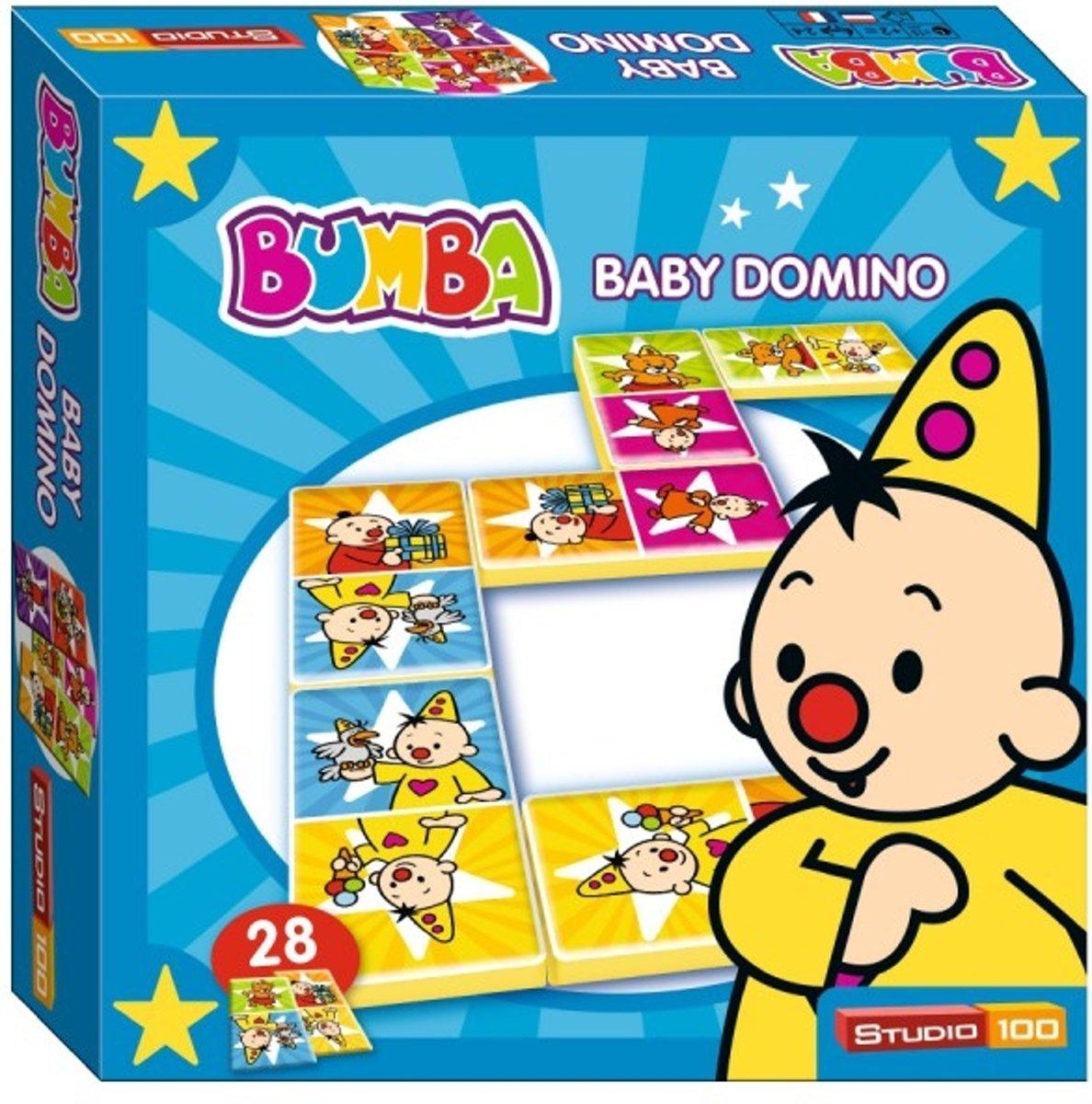 Bumba Domino - Kinderspel kopen