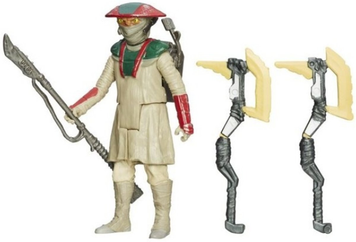Action figure Star Wars 10 cm Zuvio