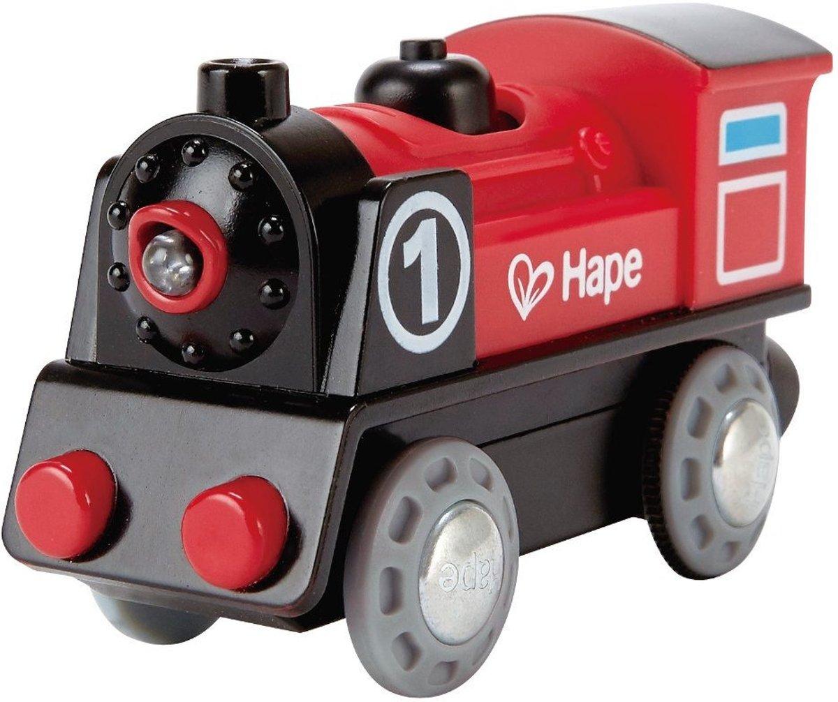 Hape Trein Locomotief met Licht kopen