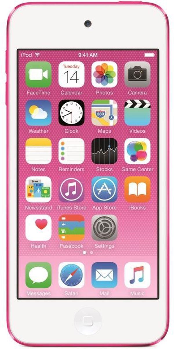 Apple iPod Touch 6 - 16GB - Roze voor €175,10 dmv code
