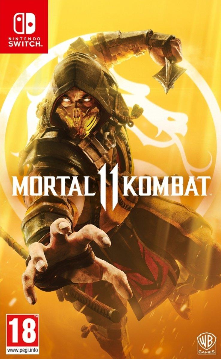 Mortal Kombat 11 - Switch kopen