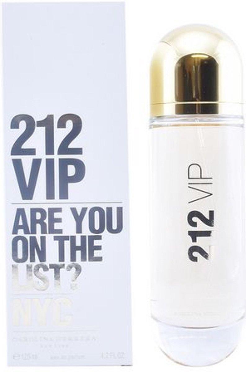 Carolina Herrera Eau de parfum 212 VIP woman 125 ml