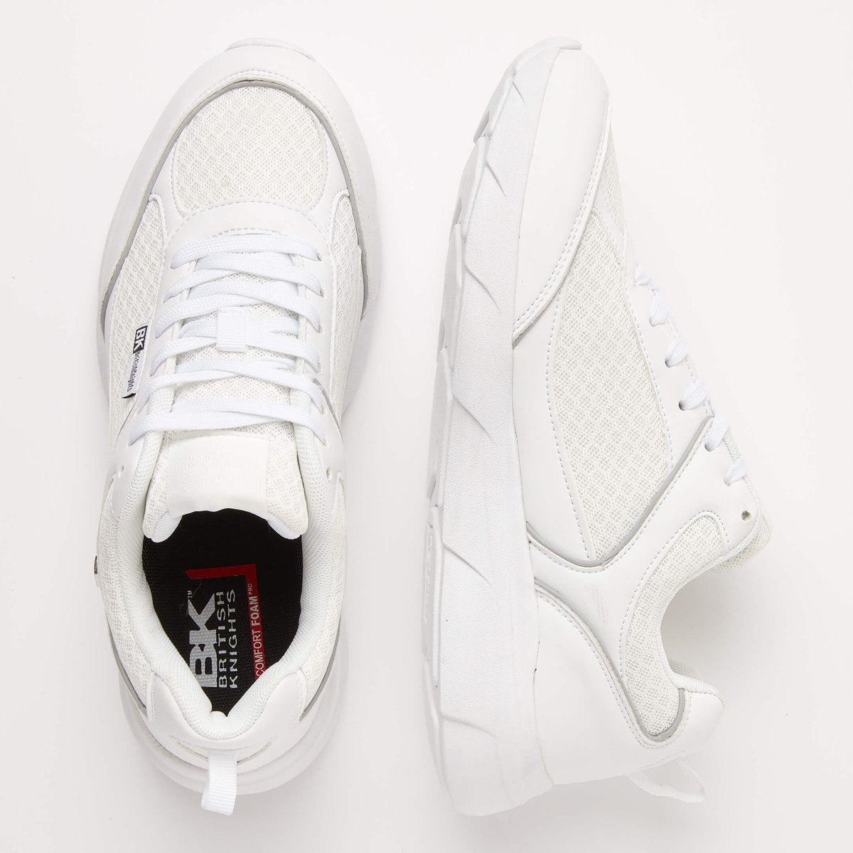 British Knights IMPACT - Sneakers laag white