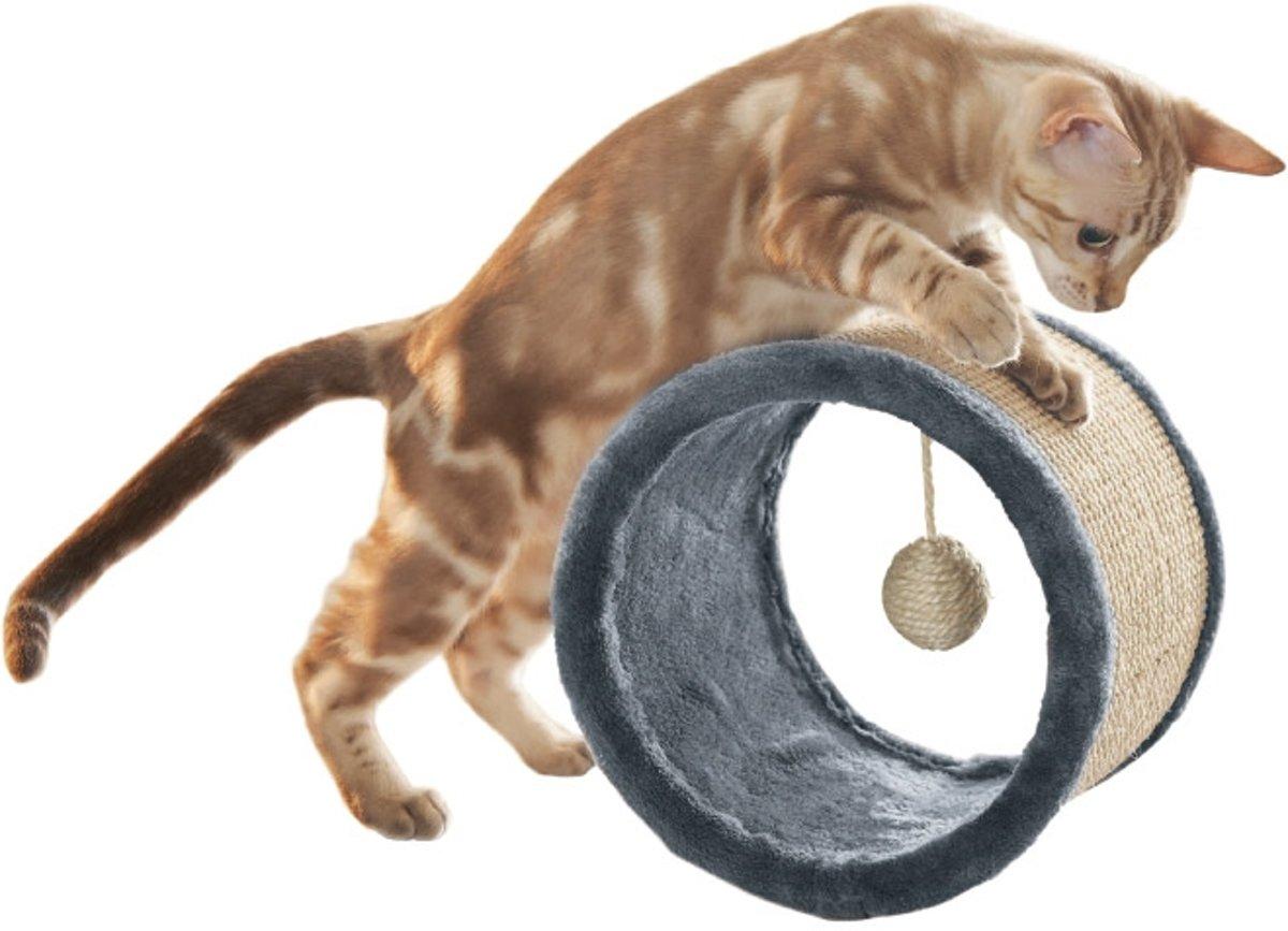 ZOOFARI® Kattenkrabspeelgoed