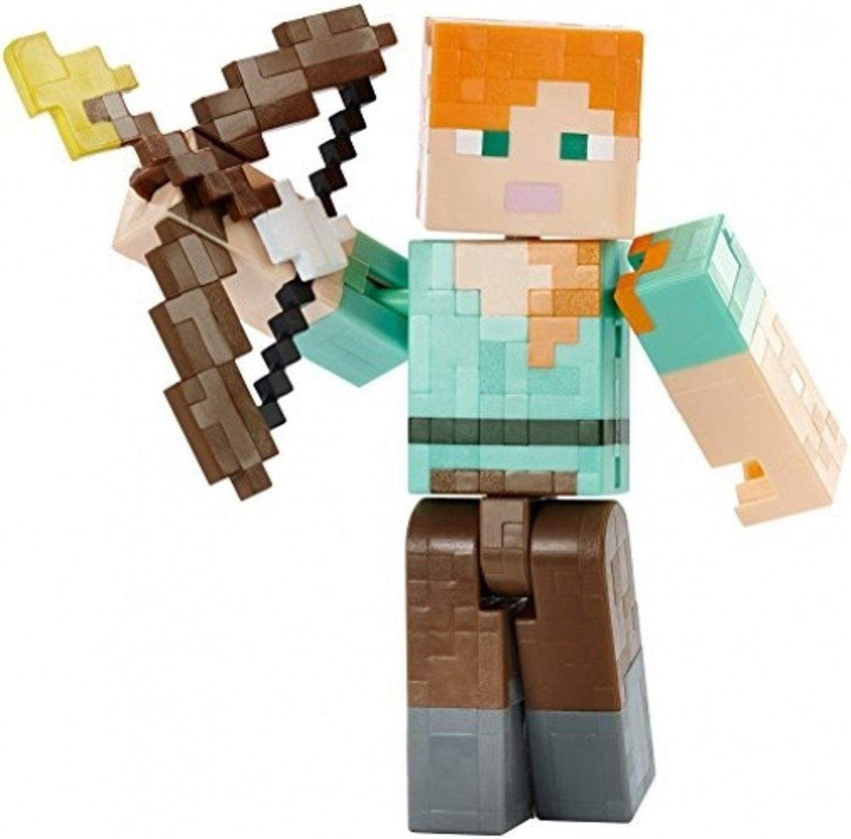 Minecraft Action Figure: Arrow Firing Alex