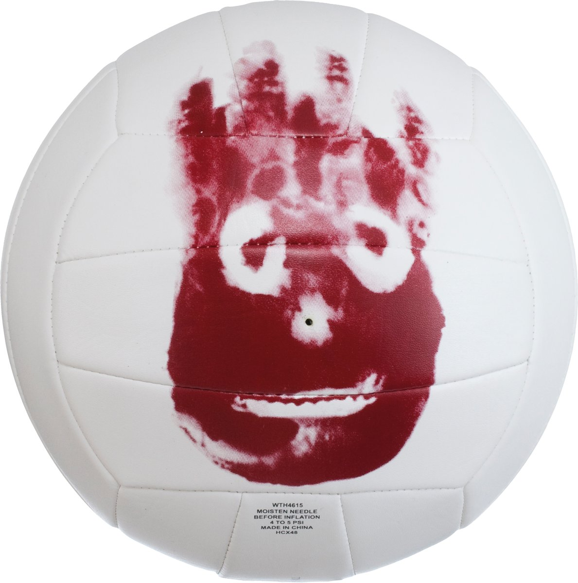 Wilson mr Wilson castaway volleybal - Volleybal - Wit Combi